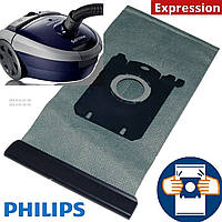 Оригинал мешок Philips Expression 1800 fc8600, fc8601, fc8602, fc8604, fc8606, fc8611, fc8615, fc8617 S bag