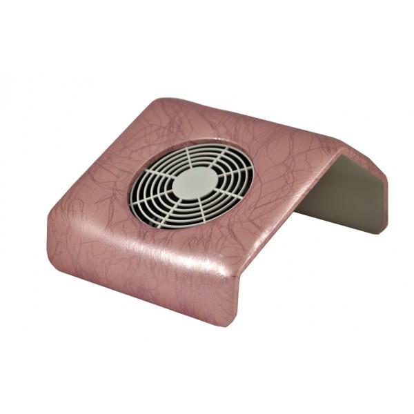 Вытяжка-пылесос  для маникюра маленькая (розовая)