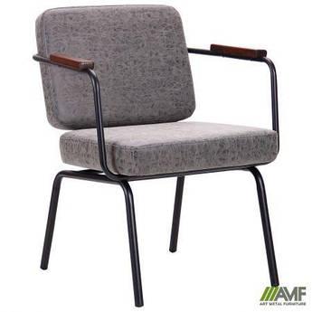 Кресло Oasis черный каркас AMF
