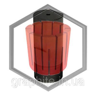 Графитовый кристаллизатор (фильера) CEIA MAGMA 4 dia 6