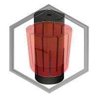Графитовый кристаллизатор (фильера) CEIA MAGMA 4 dia 6, фото 1