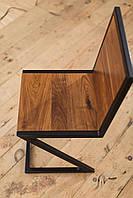 """Стул """"Монтерей"""", стул лофт стул на металлическом каркасе, кресло на металлическом каркасе, деревянный стул"""