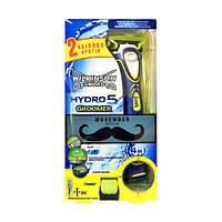 Бритва Wilkinson Sword Hydro 5 Groomer 1 шт + 3 картриджа (1037)