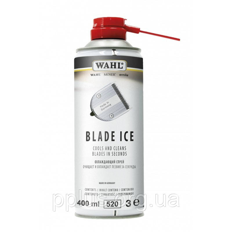 Охлаждающий спрей для машинок Wahl Blade Ice  2999-7900