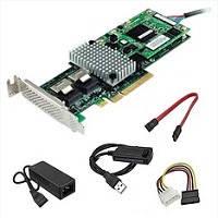 Контролери і комплектуючі для SATA, SAS, SCSI RAID