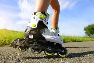 Ролер-спорт, катання на роликах