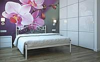 Металлическая кровать Диана. ТМ Металл-Дизайн 180х200
