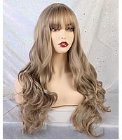 Парик термостойкий длинные волнистые волосы Ic229