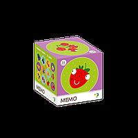 Dodo Додо Настільна Гра Мемо Ягідки