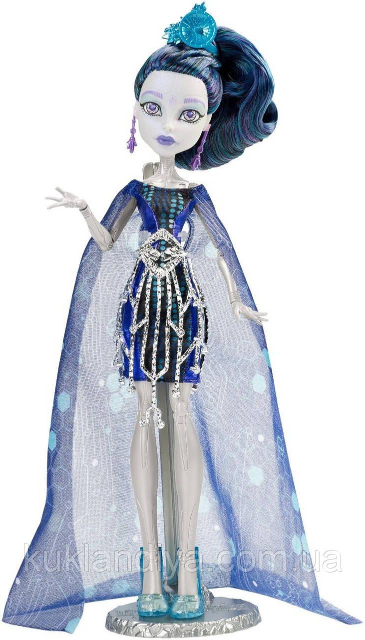 Кукла Monster High Элль Иди Бу Йорк - Boo York Gala Ghoulfriends Elle Eedee