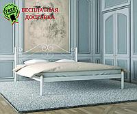 Металлическая кровать Адель. ТМ  Металл-Дизайн 140х190