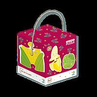 Dodo Додо Пазл 2-3-4 елементи  Фрукти та Овочі