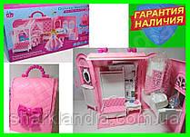 Кукольный домик для куклы Мебель игрушечная спальня мебель для куклы Deluxe Bedroom