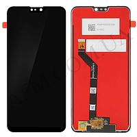 Дисплей (LCD) Asus ZenFone Max Pro M2 (ZB631KL) с сенсором черный