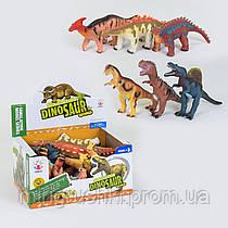 Динозавры 8069 А (67126) / мягкие, музыкальные, на батарейке