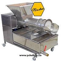 Шнек (Экструдер) для отжима меда из забруса (Увеличенный)