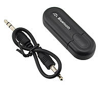 Bluetooth аудио ресивер / приемник HJX-001 Black (R0213)