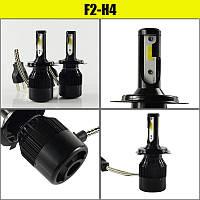 Автомобильные светодиодные LED лампы C6S H4 3200 lm 30W 6000K