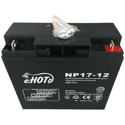 Акумуляторна батарея ENOT 12V 17AH (NP17-12) AGM