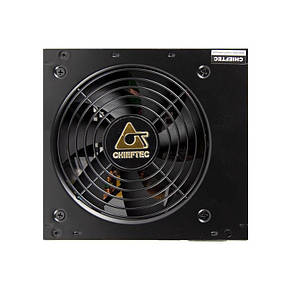Блок питания Chieftec TPS-500S, ATX 2.3, APFC, 12cm fan, Bronze, bulk, фото 2