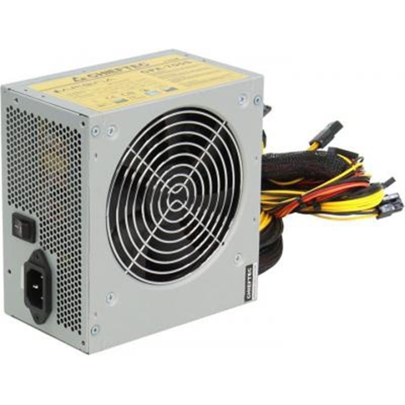 Блок питания Chieftec GPA-700S; ATX 2.3, APFC, 12cm fan, КПД >80%, bulk
