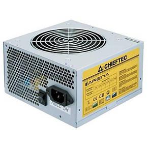 Блок питания Chieftec GPA-700S; ATX 2.3, APFC, 12cm fan, КПД >80%, bulk, фото 2