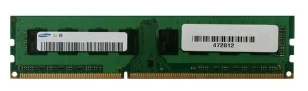 Модуль памяти DDR3 4GB/1600 Samsung original (M378B5173EB0-CK0) Восстановленный