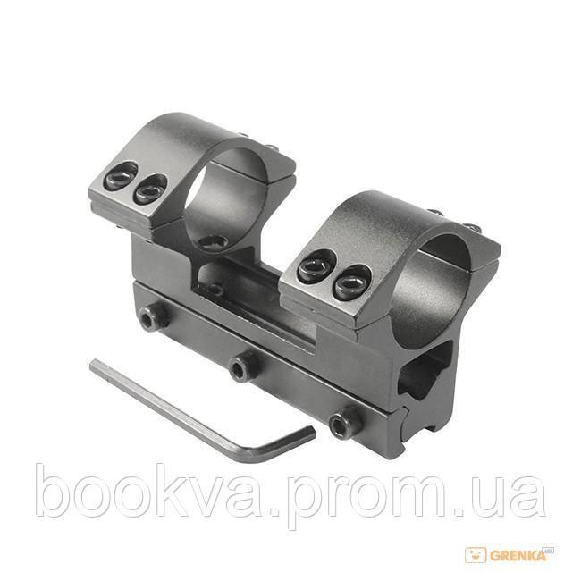 Крепление на оружие для фонаря 2x25mm Ring (119648)