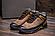 Мужские зимние кожаные ботинки Natural Motion Winter копия, фото 3
