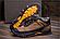 Мужские зимние кожаные ботинки Natural Motion Winter копия, фото 4