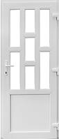 Пластикові двері Німецька фурнітура 4200 гр. м кв
