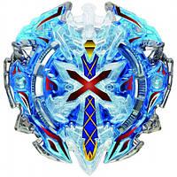 Волчок BEYBLADE Xeno Xcalibur. M.I. B-67 Ксено Экскалиус Взрыв 4 сезон с пусковым устройством SUN, КОД: 286259