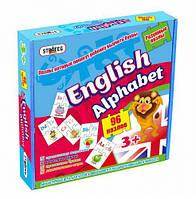 """Развивающая игра-пазлы """"Английский алфавит"""" 539"""