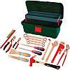Набор инструментов искробезопасных 16пр., в пластиковом ящике GARWIN (GSK-0716)