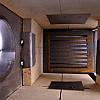 Буржуйка на дрова стальная 170 m2 на 9 кирпичей Польша - Фото