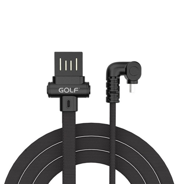 Кабель Golf GC-68M Micro Black