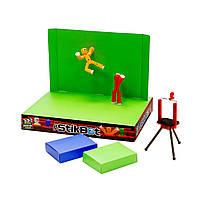Игровой Набор Для Творчества Stikbot S1 – Студия Z-Screen