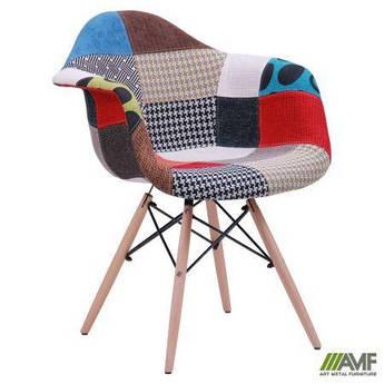 Кресло Salex FB Wood Patchwork AMF
