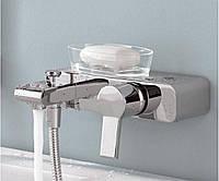 Смеситель для ванны и душа KLUDI O-CEAN 387700575