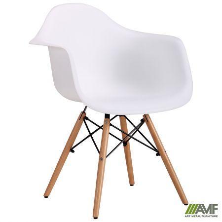 Крісло Salex Пластик Wood AMF