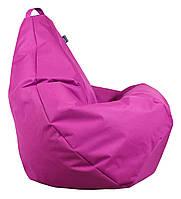 Кресло груша Оксфорд Розовый TIA-SPORT, фото 1
