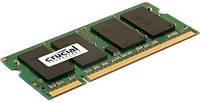 Модуль памяти SO-DIMM 2GB/800 DDR2 Crucial (CT25664AC800.Y16F) Восстановленный