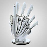 Набор кухонных ножей 8 в 1 Royalty Line RL-KSS750