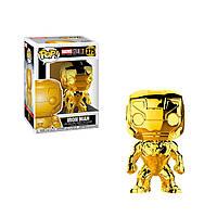 Игровая Фигурка Funko Pop! Cерии Золотой Хром - Железный Человек