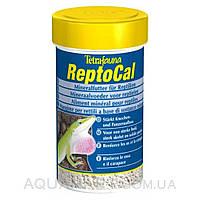 Минеральный корм для рептилий Tetrafauna ReptoCal, 100 мл 780255