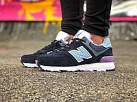 Взуття New Balance 574 хутро