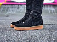 Взуття Nike Air Force Black