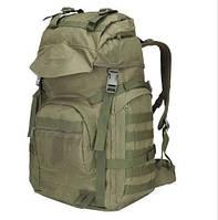 Рюкзак тактический A51 олива, 50 л