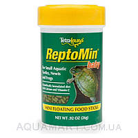 Корм для черепах Tetrafauna ReptoMin Baby, 100 мл