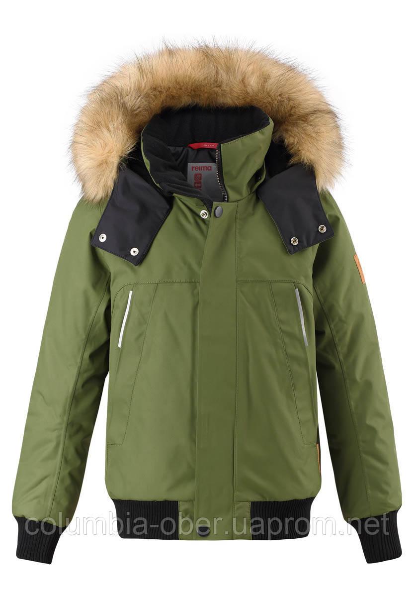 Зимняя куртка для мальчика Reimatec Ore 531407-8930. Размеры 122 и 128.